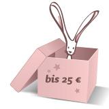 10 bis 25 Euro