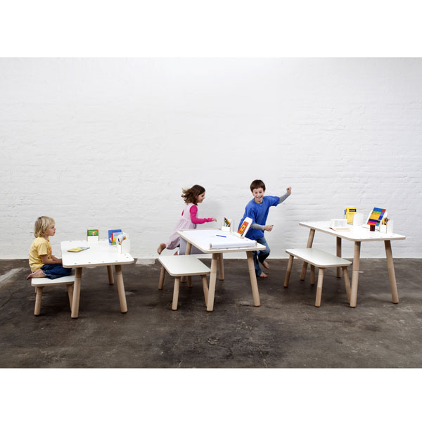 Growing Table by pure position