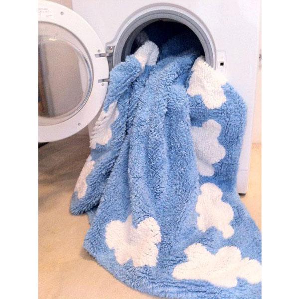 Teppiche Baumwolle waschbar