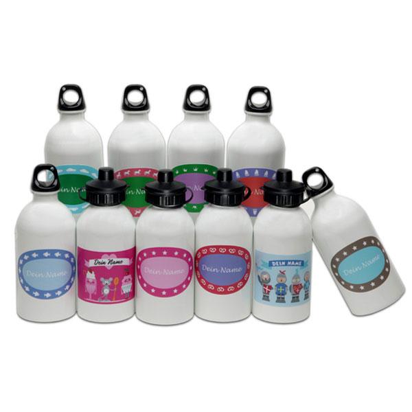 Individualisierbare Trinkflaschen