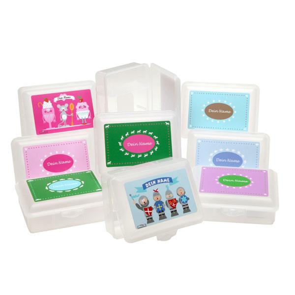 Brotdosen und Lunchboxen