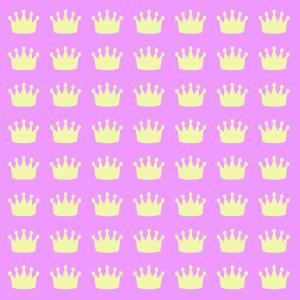 Krone, Fee und Prinzessin