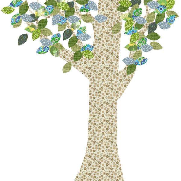 Tapetenbaum Nr. 1