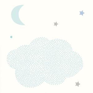 Wolken und Sternchen