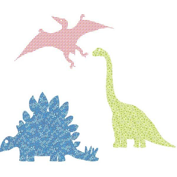 Tapetendinosaurier