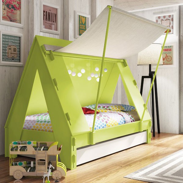 unique beds for adults. Black Bedroom Furniture Sets. Home Design Ideas
