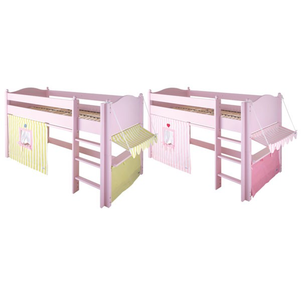 spielbett kaufladen 90x200cm von annette frank. Black Bedroom Furniture Sets. Home Design Ideas