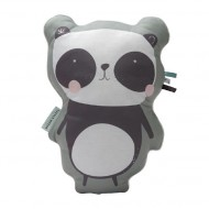 "Little Dutch Kissen Panda ""Adventure mint"""