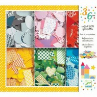 Djeco Box mit 800 Stickern