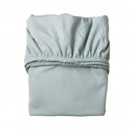 Leander 2er-Set Laken in Misty Blue in 60x120cm