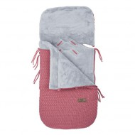 Baby's Only Fußsack Maxicosi Robust himbeer 86x38cm