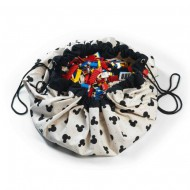Play&Go Aufbewahrungssack Storage Bag Disney Mickey Black