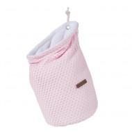 Baby's Only Pyjamatasche 'Sun' klassisch rosa/babyrosa 35x22cm