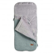 Baby's Only Fußsack Maxicosi Robust stonegreen 86x38cm