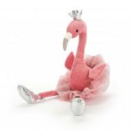 Jellycat Kuscheltier 'Fancy Flamingo' pink / silber 34cm
