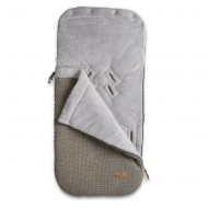Baby's Only Fußsack Maxicosi Robust taupe 86x38cm
