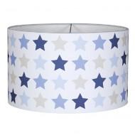 Little Dutch Hängelampe Ø30cm Mixed stars blue