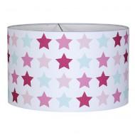 Little Dutch Hängelampe Ø30cm Mixed stars pink