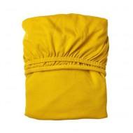 Leander 2er-Set Laken in Spicy Yellow in 60x120cm