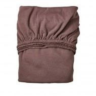 Leander 2er-Set Laken in Warm Purple in 60x120cm