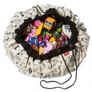 Play&Go Aufbewahrungssack Storage Bag Color My Bag