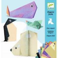Djeco Origami Polar Tiere