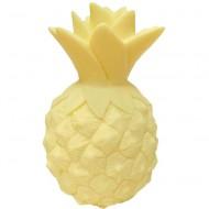 A Little Lovely Company Mini Nachtlicht Ananas gelb