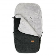 Baby's Only Buggy-Fußsack Robust anthrazit 98x52cm