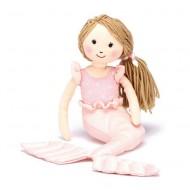 Jellycat Kuscheltier 'Shellbelle Millie' Meerjungfrau rosa 19cm
