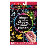 "Melissa & Doug ""Scratch Art"" Kombinationen"