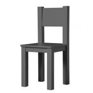 Bopita Mix&Match Spielstuhl in deep grey Sitzhöhe 33cm