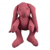 Baby's Only Kuscheltier Kaninchen Robust himbeer 30cm