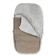Baby's Only Buggy-Fußsack Robust taupe 98x52cm