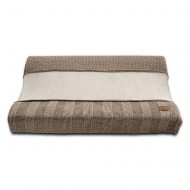 Baby's Only Wickelunterlagenbezug Robust taupe 45x70cm