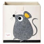 Aufbewahrungsbox Maus von 3 Sprouts
