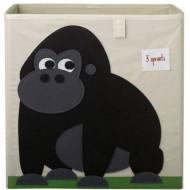 Aufbewahrungsbox Gorilla von 3 Sprouts