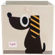 Aufbewahrungsbox Hund von 3 Sprouts