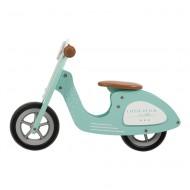 Little Dutch Holzspielzeug Roller / Laufrad mint
