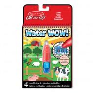 """Melissa & Doug """"Water Wow!"""" Bauernhof"""