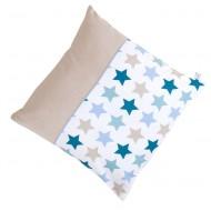 Little Dutch Kissen 40x40cm Mixed stars mint