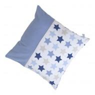 Little Dutch Kissen 40x40cm Mixed stars blue