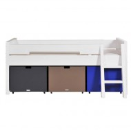 Bopita Mix&Match Combiflex Kompaktbett 90x200cm  - Farben Boxen wählbar