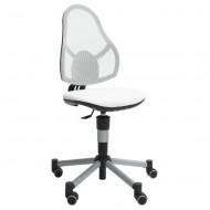 LIFETIME Bürostuhl Deluxe in weiß