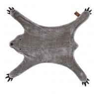 LIFETIME Teppich Grey Bear - grau 150x70cm