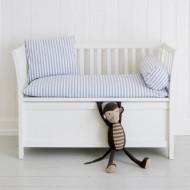 Kinderbank von Oliver Furniture in weiß