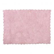 Teppich waschbar in rosa 120x160cm