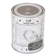 Baby's Only Wandfarbe taupe 1l