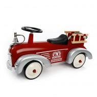 Baghera Rutschauto Feuerwehr in rot