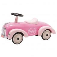 Baghera Rutschauto in rosa
