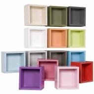 Bopita Mix&Match kleine Wandkiste 24cm in 23 verschiedenen Farben
